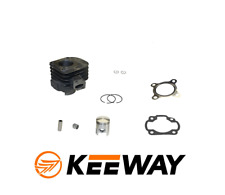 Original Keeway Zylinderkit Zylinder oval Kolben Set RY8 Ry6 Swan Agora  Easy 50