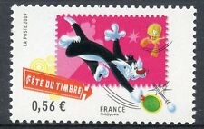 STAMP / TIMBRE  FRANCE  N° 4339 ** DESSIN ANIME / GROSMINET JOUANT AU TENNIS