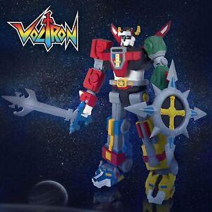 "Super 7 Voltron Deluxe Version 7"" Action Figure Mint DEFENDER OF THE UNIVERSE"