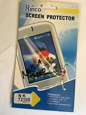 Screen Guard Protector Clear for Nokia 7210 Supernova SCG4380 Brand New & Sealed