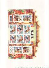 Frankreich Nr.   4449-52  Ersttagsblatt  Olympische Spiele Peking  Kleinbogen