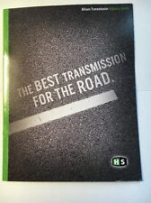 Allison Transmission Highway Series Brochure