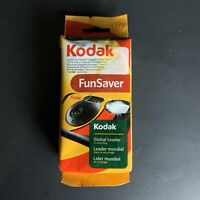 Kodak Single Use Disposable Camera Fun Saver 27 Exposures Expired: 05/2013