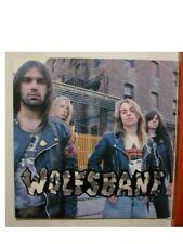 Wolfsbane Poster Flat 2 sided