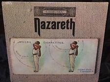 Nazareth Exercises SEALED USA 1ST PRESS PROMO 1972 GATEFOLD LP W/ NO BARCODE