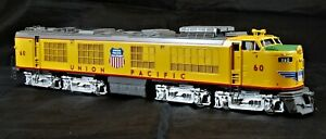 HO Brass Overland Models Union Pacific UP Standard Turbine #60 C/P by OMI - Mint