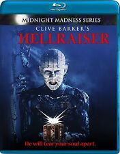 Hellraiser - Blu-Ray - Uncut - Special Edition - Clive Barker