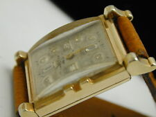 HAMILTON WATCH MANS CASE MOVEMENT NEEDS SERVICING AND HAND