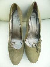 Zara Patternless Court Casual Heels for Women