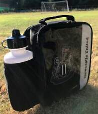 Newcastle United Vertical Lunch Bag/Box and 600ml Bottle Set   NUFC Lunchbox