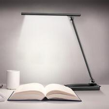LED Tischlampe Schreibtisch-Leuchte Büro dimmbar Touch Lese-Lampe Nachttisch USB