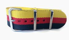 Nato Strap, 20mm, Germany, uhrarmband