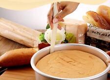 Creative PlasticBaking Pastry Spatula Butter Cream Scraper Kitchen Baking Tools6
