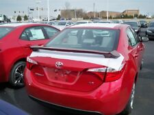 Toyota Corolla 2014-2018 Custom 2 Post Rear Spoiler Painted W/ LED Taillight