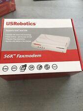 Us Robotics Dial-up 56K Faxmodem Usb Model 5630d
