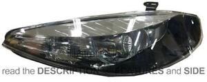 LHD Headlight Renault Fluence 2013 Right Side 260101331R