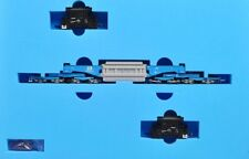 Microace a8575, schnabel car/cabooses (3), shiki810, n scale, ship from USA