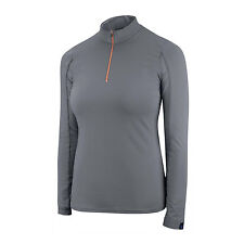 Irideon CoolDown IceFil Long Sleeve Jersey-S-Dove Grey