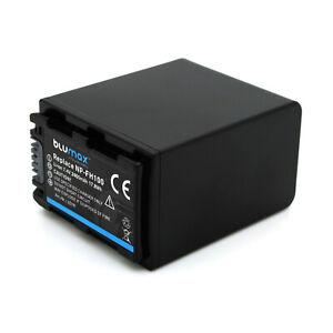 Akku für Sony NP-FH100 | 65191 | 2400mAh | NP-FH40 NP-FH50 NP-FH60 NP-FH70
