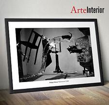 Philippe Halsman - Dali atomicus (Dalì Atomico) 1948 - STAMPA FINE ART PHOTO