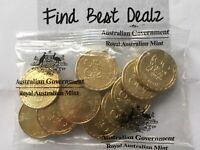 🇦🇺2017 1 Dollar Coin UNC Australian $1 Coin Bag 100 Years of ANZAC📮FREE POST