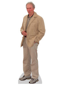 Clint Eastwood Life Size Celebrity Cardboard Cutout Standee