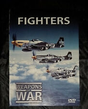 Weapons of War - Fighters - DVD and Booklet - Like New