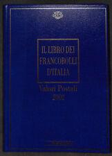 Il Libro dei Francobolli d'Italia 2002
