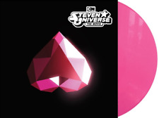 Steven Universe The Movie Soundtrack OST - Exclusive Opaque Pink Vinyl LP #/1000
