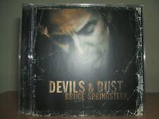 BRUCE SPRINGSTEEN - Devild & Dust CD / DVD Set 2005 Columbia