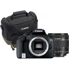 Canon EOS 2000D Digitale Spiegelreflexkamera mit EF-S 18-55mm + SB130 + 16GB EU2 Kit - Schwarz