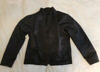 Theory Nylon Jacket Black Men's XXL