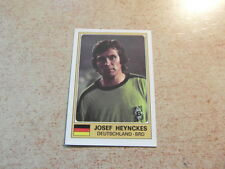 original PANINI STICKERS EURO FOOTBALL 76 1976 Josef Jupp HEYNCKES (Nr 51)