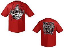 ALESTORM - Bacon Powered Pirate - T-Shirt - Größe Size L - Neu