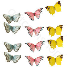Truly Fairy Vintage Butterfly Bunting Wedding Tea Party Birthday Decoration