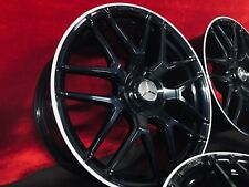 AMG Rims Alloy Rims 9,5+10 x 20 Mercedes W213 S213 E63 AMG Gt X290 Sl CLS