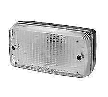 RRL1 UNIVERSAL REAR REVERSING LIGHT LAMP WITH BULB GUARDIAN AUTOMOTIVE CAR VAN