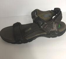 Teva Men's 4155 Toachi 2 Hiking Walking Sport Sandals ShocPad Gray Size 10.5