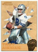 1996 Action Packed 24K Gold 5 Troy Aikman Dallas Cowboys Odd 1:72