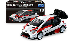 TOMICA PREMIUM 10 - Toyota Yaris WRC