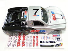 NEW TRAXXAS 1/16 SLASH Body DOUGLAS OBERG #7 AMSOIL Edition RD5A
