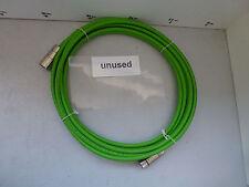 M23 CRAMPON/Douille 12-POL Câble 4X2X0, 34 + 4X0,5 C e48408 style 20236 6m