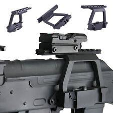Heavy Duty Quick release 20mm Rail Lock Scope Mount For 74U Side Base Hunting