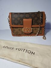 LV Mini Dauphine Monogram Luxury Brand Bags With Codes For Women