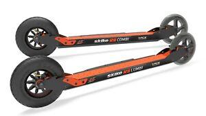 skike R8 Combi Roller Luft PU Rad Cross Skate Rollski Skiroller Rollerski