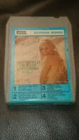 Vintage 8 Track Cassette Cartridge eight the world of easy listening vol 3
