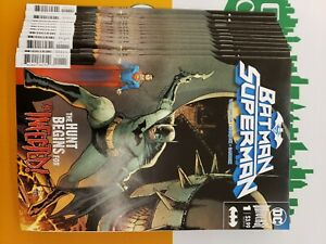Batman Superman (2019) DC - #1, Batman CVR, Williamson/Marquez, NM, Shazam!