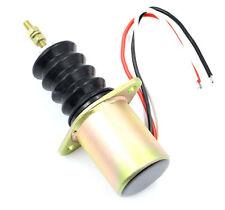 Fuel Shut Off Solenoid For John Deere 415 455 F915 F925 F935 Frnt Mower AM124379
