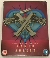 Romeo And Juliet Steelbook - UK Exclusive Limited Edition Blu-Ray **Region B**