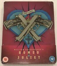 ROMEO and Juliet Steelbook - UK Limited Edition Blu-ray Region B